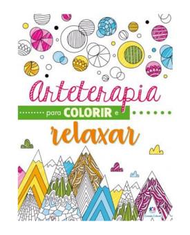 Arteterapia para Colorir e Relaxar | Ciranda Cultural