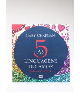 As 5 Linguagens do Amor para Colorir   Gary Chapman
