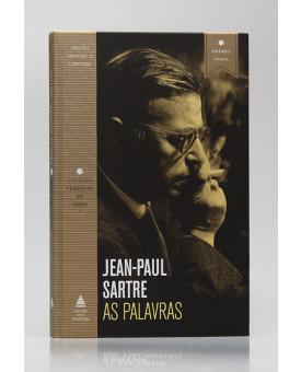 Coleção Clássicos de Ouro | As Palavras | Jean-Paul Sartre