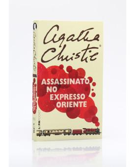 Assassinato no Expresso Oriente   Edição de Bolso   Agatha Christie