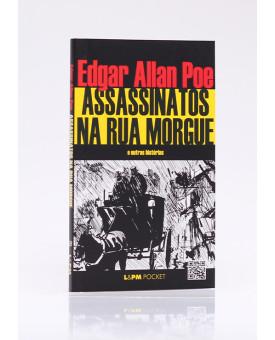 Assassinatos Na Rua Morgue | Edição de Bolso | Edgar Allan Poe