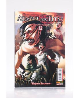 Ataque Dos Titãs | Vol.12 | Hajime Isayama