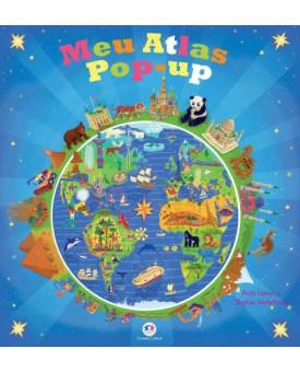 Meu Atlas Pop-Up| Ciranda Cultural
