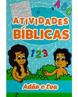 Atividades Bíblicas | Adão e Eva