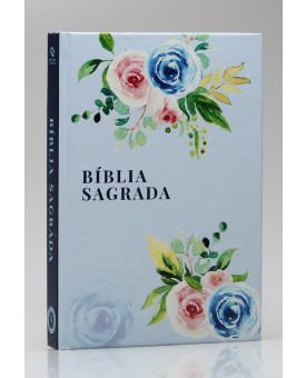 Bíblia Sagrada | NAA | Letra Normal | Capa Dura | Alegria