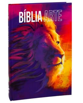 Bíblia Arte | Força | NAA | Capa Dura