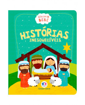 Bíblia do Bebê | Histórias Inesquecíveis | Ciranda Cultural