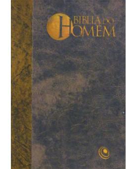 Bíblia do Homem   NVI   Média   Letra Normal   Castanho