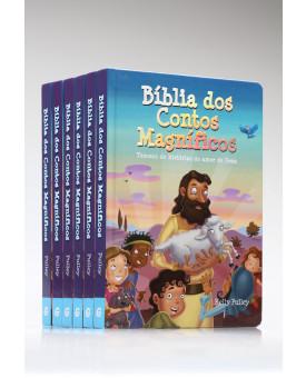 Kit 6 Bíblias   Contos Magníficos   Kelly Pulley