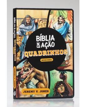 Bíblia em Ação | Em Quadrinhos | Devocional | Jeremy V. Jones
