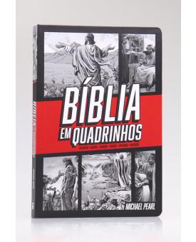 Bíblia em Quadrinhos | Capa Dura | Vermelha
