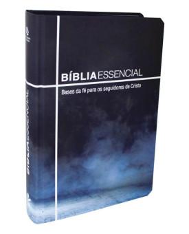 Bíblia Essencial | NAA | Letra Normal | Capa Dura | Azul