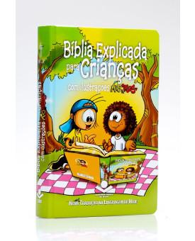 Bíblia Explicada para Crianças | Com Ilustrações Mig E Meg | NTLH
