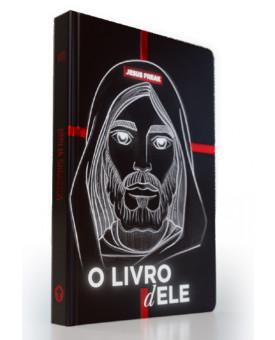 Bíblia Sagrada | Jesus Freak | O Livro é Dele | Capa Dura