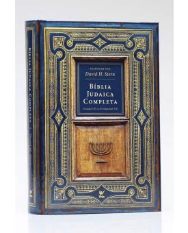 Bíblia Judaica Completa | Média | Capa Dura