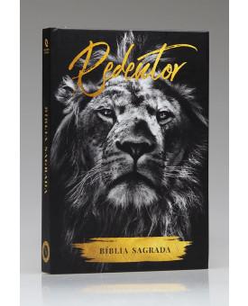 Bíblia Sagrada | NAA | Letra Normal | Capa Dura | Redentor