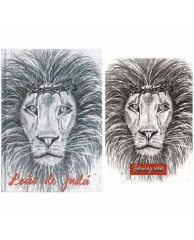 Bíblia Sagrada | King James Atualizada | Letra Grande | Leão de Judá + Blessing Notes