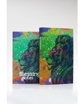 Bíblia Sagrada | ACF | Letra Média | Capa Dura | Tudo Foi Criado + Blessing Notes