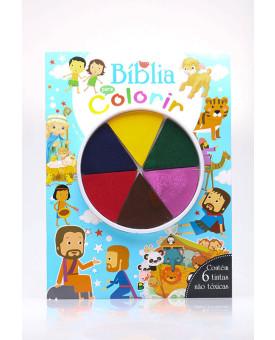 Dedinhos em Ação!   Bíblia para Colorir   Brasileitura