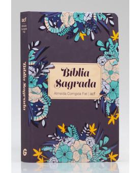 Bíblia Sagrada | ACF | Letra Grande | Capa Dura | Jardim