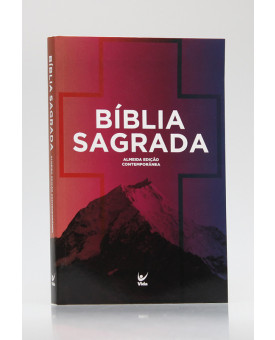 Bíblia Sagrada | AEC | Letra Normal | Brochura | Monte Cor