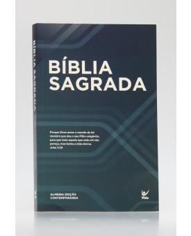 Bíblia Sagrada | AEC | Letra Normal | Brochura | Petróleo