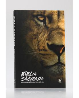 Bíblia Sagrada | AEC | Letra Normal | Brochura | Leão
