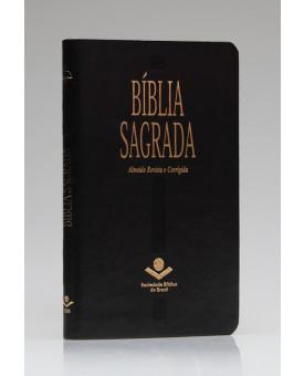 Bíblia Sagrada | RC | Letra Normal | Capa Pu | Preta