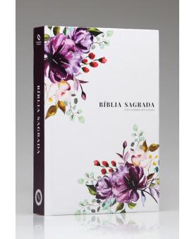 Bíblia Sagrada | NAA | Letra Grande | Capa Dura | Primavera