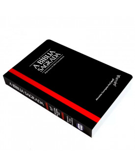 Bíblia Sagrada | ACF | Letra Grande | Brochura | Preta