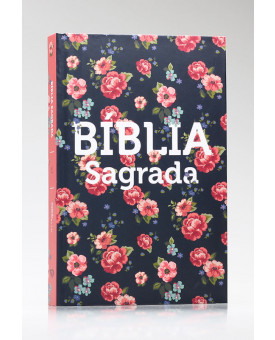 Bíblia Sagrada | ACF | Letra Média | Capa Dura | Teenager