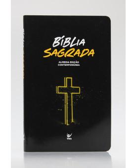 Bíblia Sagrada | AEC | Letra Normal | Semi-Luxo | Neon