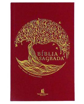 Bíblia Sagrada | NVI | Leitura Perfeita | Letra Normal | Capa Dura | Árvore da Vida