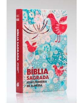 Bíblia Sagrada | RC | Letra Normal | Capa Dura | Pássaros