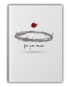 Bíblia Sagrada | Foi por Amor | NAA | Capa Dura