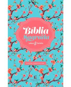 Bíblia Sagrada | ACF | Leitura Perfeita | Letra Normal | Capa Floral