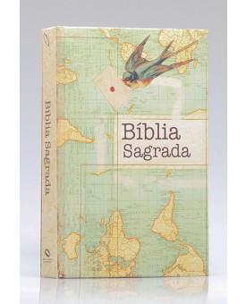 Bíblia Sagrada   NAA   Send   Letra Normal   Capa Dura   Mapa
