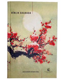 Bíblia Sagrada | Flores de Inverno | Leitura Perfeita | NVI | Capa Dura