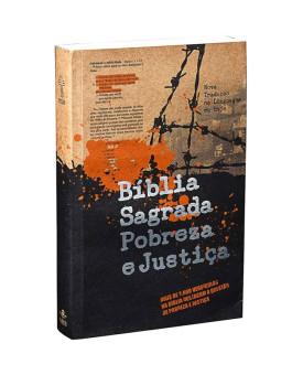 Bíblia de Estudo Pobreza e Justiça | NTLH