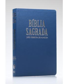 Bíblia Sagrada | RC | Letra Extragigante | Luxo | Azul