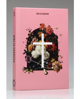 Bíblia Sagrada | NAA | Letra Normal | Capa Dura | Getsëmani
