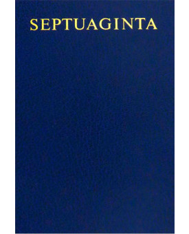 Bíblia Septuaginta - Hebraica Para O Grego