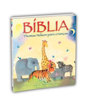 Bíblia Thomas Nelson Para Criança | Capa Dura