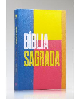 Bíblia Sagrada | NVT | Letra Média | Capa Dura | Wall Colors