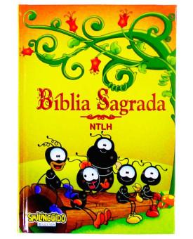 Bíblia Sagrada | Turma do Smilingüido | NTLH