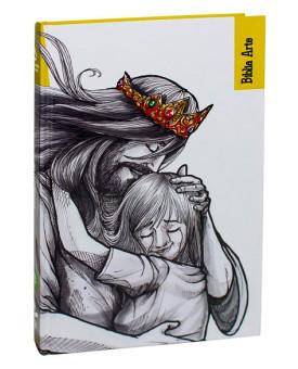 Bíblia Arte | NAA | Letra Normal | Capa Dura | Abraço
