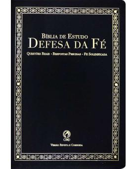 Bíblia de Estudo Defesa da Fé | RC
