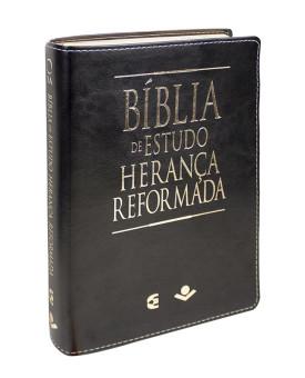 Bíblia de Estudo | Herança Reformada | RA | Preta