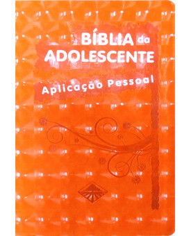 Bíblia do Adolescente Aplicação Pessoal | NTLH