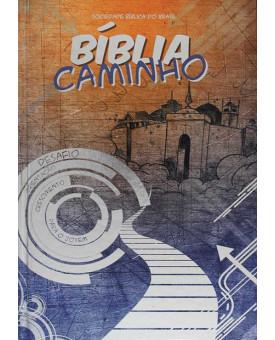 Bíblia do Caminho Jaime Kemp | Prateada